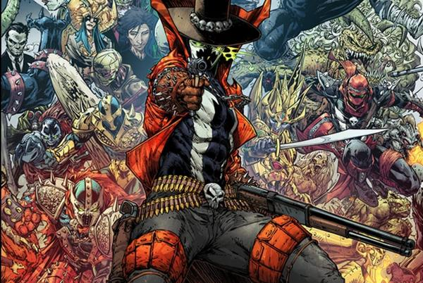 Picture for INTERVIEW: TODD MCFARLANE talks unleashing the Gunslinger and why all Spawns aren't created equal