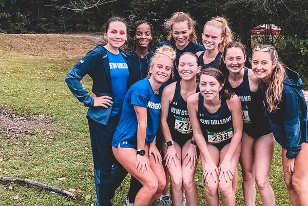 Picture for New Orleans Men's and Women's Cross Country claims second overall at UAB Blazer Classic