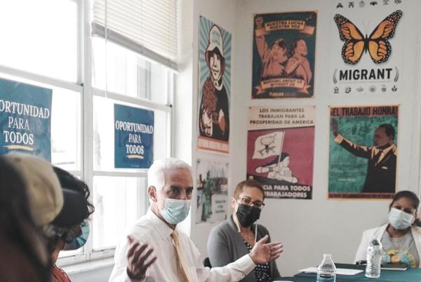 Picture for Charlie Crist announces $425K for Largo nonprofit