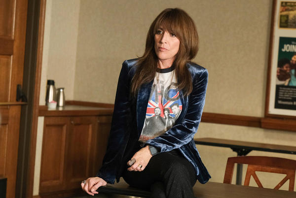 Picture for Katey Sagal is 'Rebel' with a cause in new ABC series