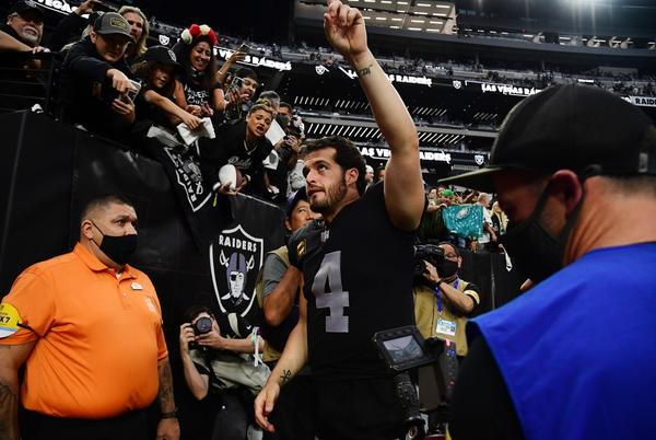 Picture for Instant Reaction: Raiders Go Bird Hunting, Downing Eagles, 33-22