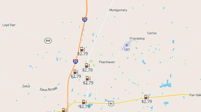Picture for Gas savings: The cheapest station in Brookhaven