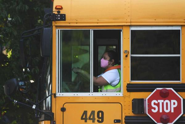 Picture for School bus driver shortage in CT leads to delays in Stamford