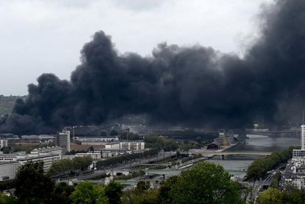 Picture for Two years after the fire at the chemical plant in Rouen, where is justice?