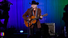 Cover for Willie Nelson Set To Perform At Billy Bob's Texas For 58th Time In November