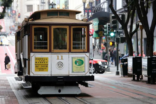 Picture for Cable cars return Saturday after fire suppression system havoc