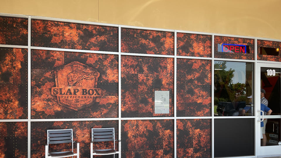 Picture for Slapbox in Austin Delivers 600 Degrees Piping Hot Pizza