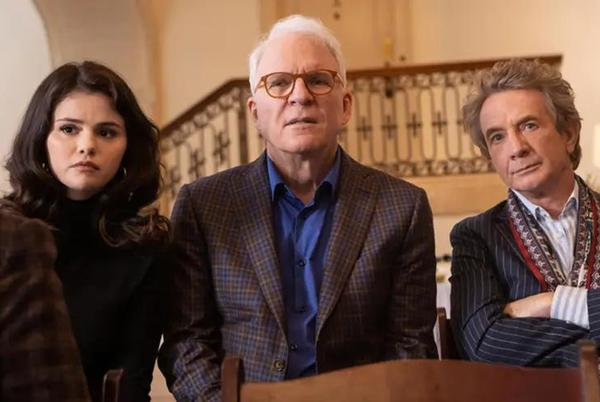 Picture for Steve Martin Murder Mystery Scores 100 Percent On Rotten Tomatoes