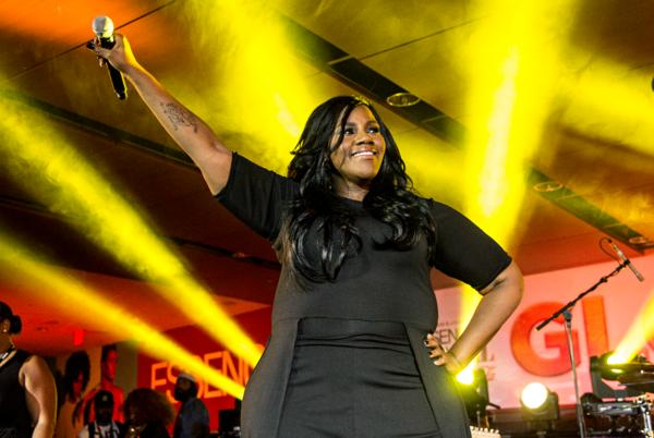 Picture for Gospel singer Kelly Price reported missing, Cobb County Police say