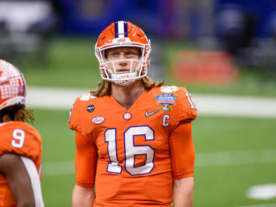 report-trevor-lawrence-not-100-yet-after-surgery-on-shoulder-injury