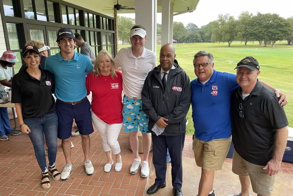 Picture for Frenchman's Bend hosted its 15th Annual Monroe Chamber of Commerce Golf Classic that included some familiar faces from the KTVE/KARD family