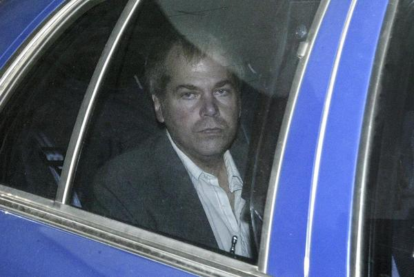 Picture for John Hinckley, Who Shot President Reagan, Wins Unconditional Release