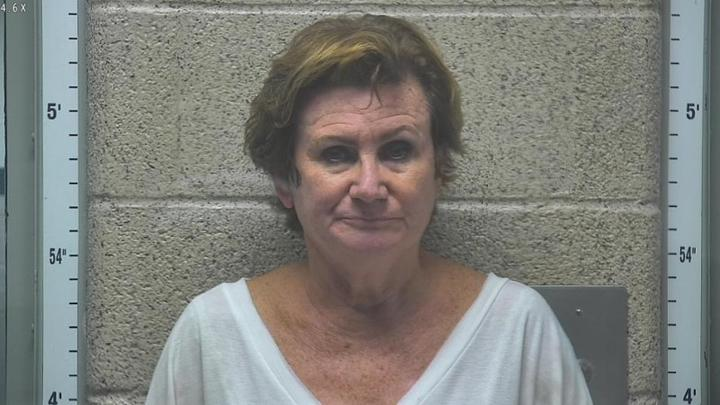 Cover for Henderson Woman Arrested for DUI After Crashing Into Building: Police