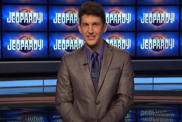 Picture for 'Jeopardy!' Contestant Matt Amodio Makes History Becoming Third to Reach Scoring Milestone