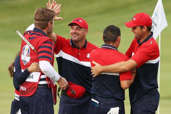 Picture for 2021 Ryder Cup results, scores, standings: United States dominates Europe for biggest win in modern history