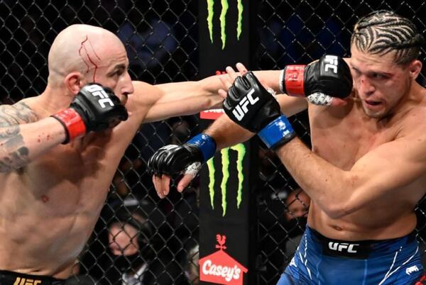 Picture for UFC 266: Who's next for Alexander Volkanovski, Valentina Shevchenko and Nick Diaz?