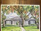 Picture for Local Artist Tori Nelson Turns St. Louis Homes Into Bespoke Watercolor Portraits