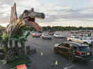 Picture for Drive-through dinosaurs invade Austin with realistic roars and more