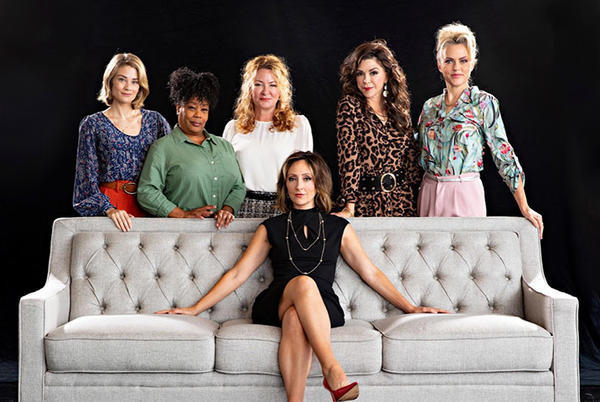 """Picture for TheatreSquared to debut theatrical version of """"Designing Women"""" this week"""