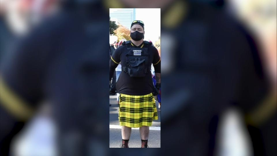 Picture for Former Fresno police officer with links to Proud Boys sues City of Fresno over firing