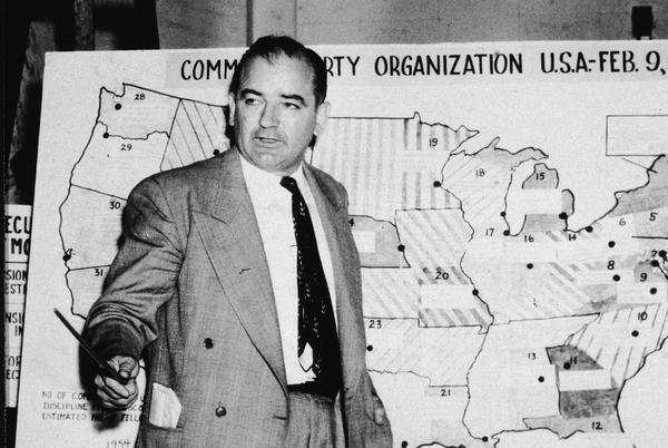 Picture for Decades before Trump's election lies, McCarthy's...