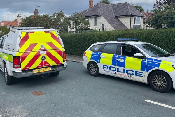 Picture for Police cordon off Harrogate streets after 'bomb discovery'