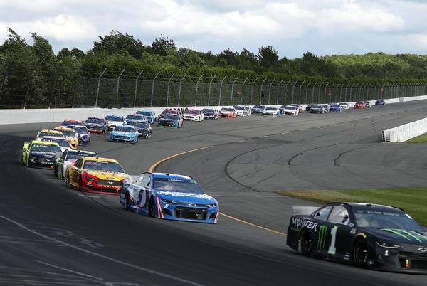 Picture for What drivers said after Pocono Race 1