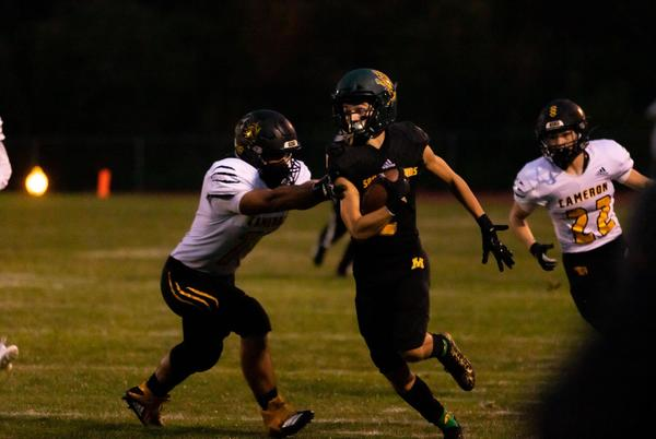 Picture for Maryville football blows out Cameron en route to first home win of season