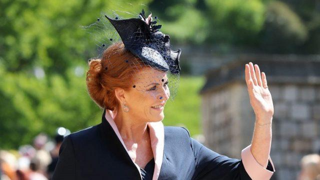 How Old Is Prince Andrew S Ex Wife Sarah Ferguson And What Is Her