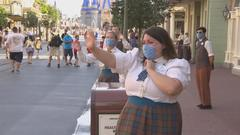 Cover for Walt Disney World to require masks indoors regardless of vaccination status beginning Friday