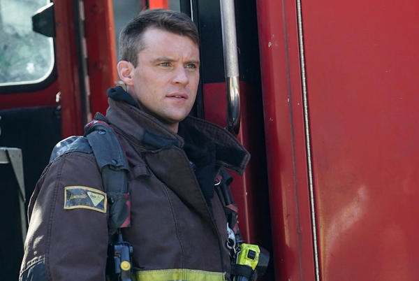 Picture for Is Casey Leaving 'Chicago Fire' in Episode 200? (VIDEO)