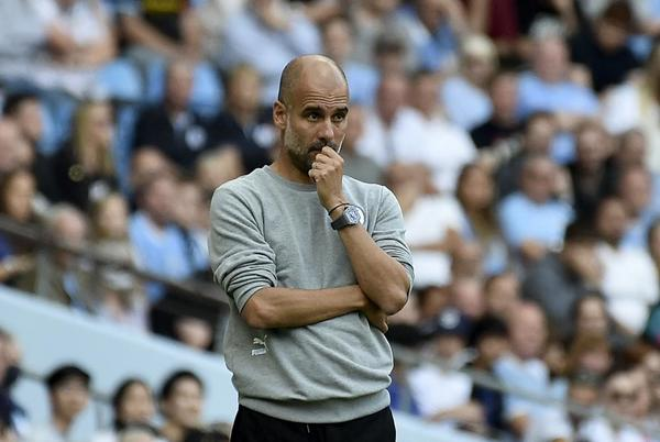 Picture for Guardiola's fears realized as City draws; Mane's 100th goal