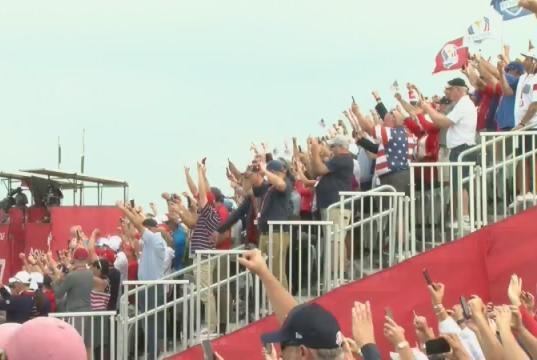 Picture for Officials estimate Ryder Cup brings in $135 million to region