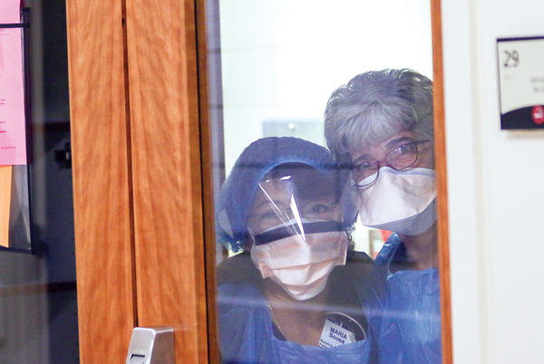 Picture for Health First's Palm Bay Hospital CNA Puts Her Heart into Helping Patients