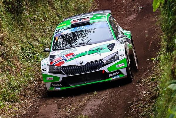 Picture for Mikkelsen magnificent for ERC Azores win