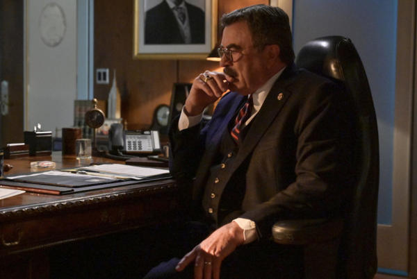 Picture for 'Blue Bloods' Boss on Joe Hill's Future, the Reagans' Tension & Early Plans for Season 12