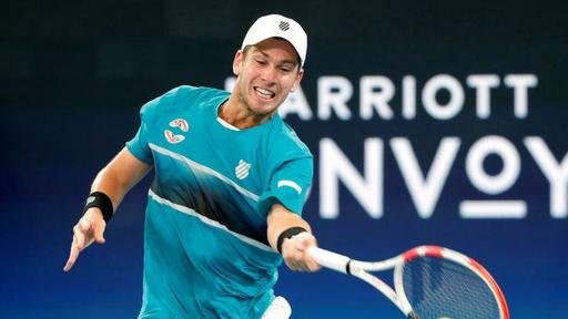 Cameron Norrie Fights Back To Stun Diego Schwartzman As British Star Sets Us Open Record