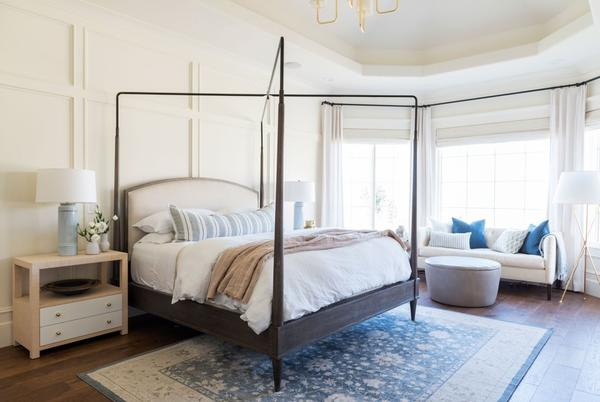 Picture for The Best Rug Size for a King Bed