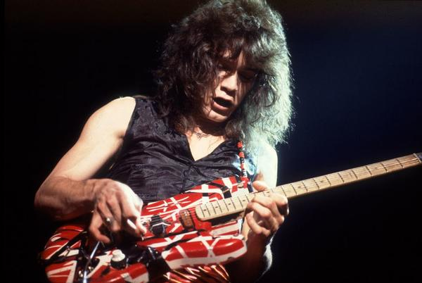 Picture for Before I Knew the Name Eddie Van Halen I Knew the 'Eruption' Solo