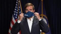 Cover for Kentucky's Governor Mandates Masks in All State-Owned Buildings