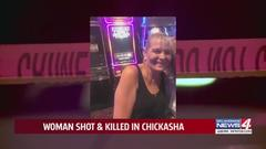 Cover for Oklahoma man identifies woman killed in Chickasha officer-involved shooting