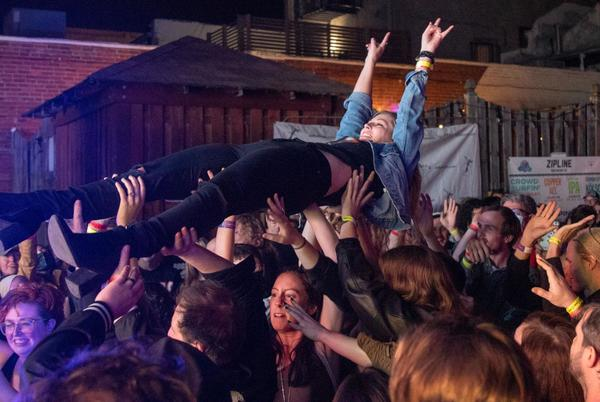 Picture for Lincoln Calling night two recap: Diversity, crowd surfing and a power outage