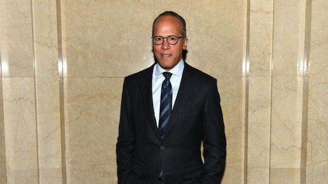Picture for NBC's Lester Holt to be inducted into NAB Broadcasting Hall of Fame