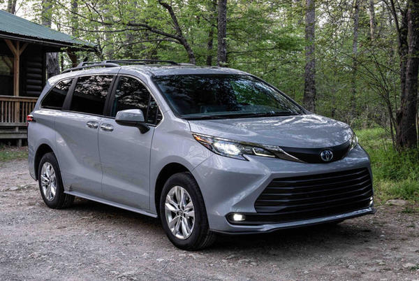 Picture for This Is How Much You'll Pay For Toyota's Rugged Sienna Woodland