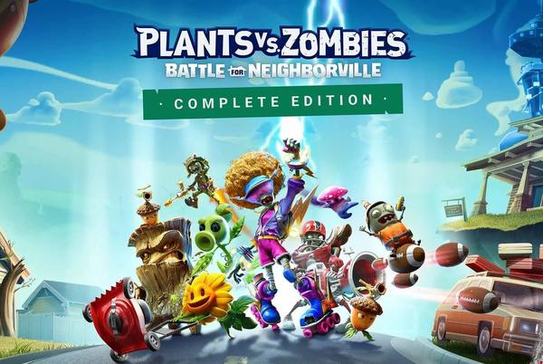 Picture for Plants vs Zombies Battle for Neighborville Complete Edition on sale for $20 on Switch