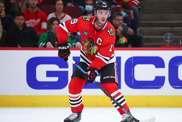 Picture for NHL Buzz: Toews, Kane among five players in COVID protocol for Blackhawks