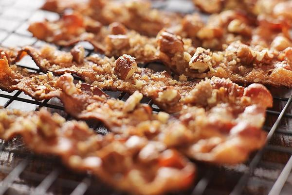 Picture for Crazy Good Candied Bacon Recipe: This Easy Brown Sugar & Pecan Bacon Recipe Is Heaven