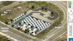 Cover for Approval expected this week to build pallet shelters for the homeless in Eagle Rock