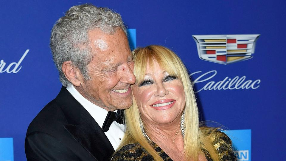 Picture for How Suzanne Somers and Husband Alan Hamel Keep the Spark Alive After More Than 40 Years of Marriage