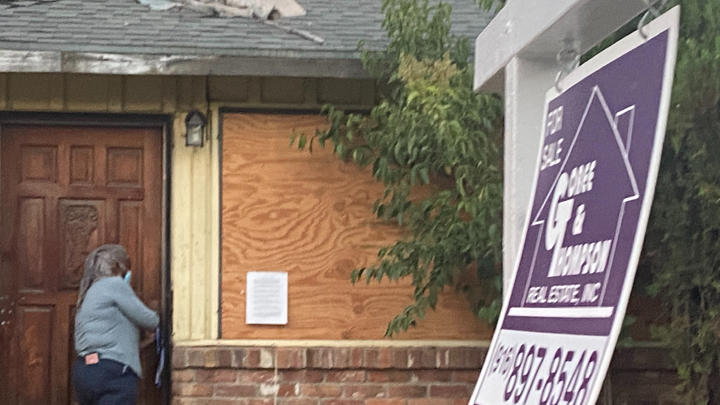 """Cover for """"They made her homeless,"""" San Joaquin deputy DA says about Sacramento woman's home taken by City"""
